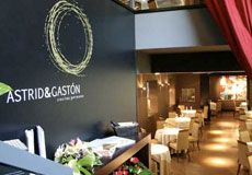 Astrid Gaston Paseo De La Castellana 13 The Perfect Place To