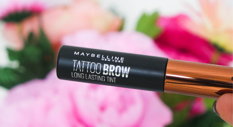 maybelline tattoo brow gel tint review maybelline