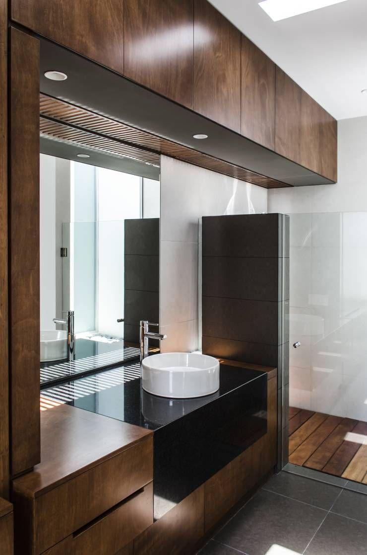 casa t02 de adi arquitectura y dise o interior ba os On baños arquitectura diseño