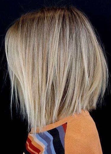 10 großartige Frisuren für mittellanges Haar  #artige #frisuren #mittellanges #diyfrisuren #mediumlengthhair