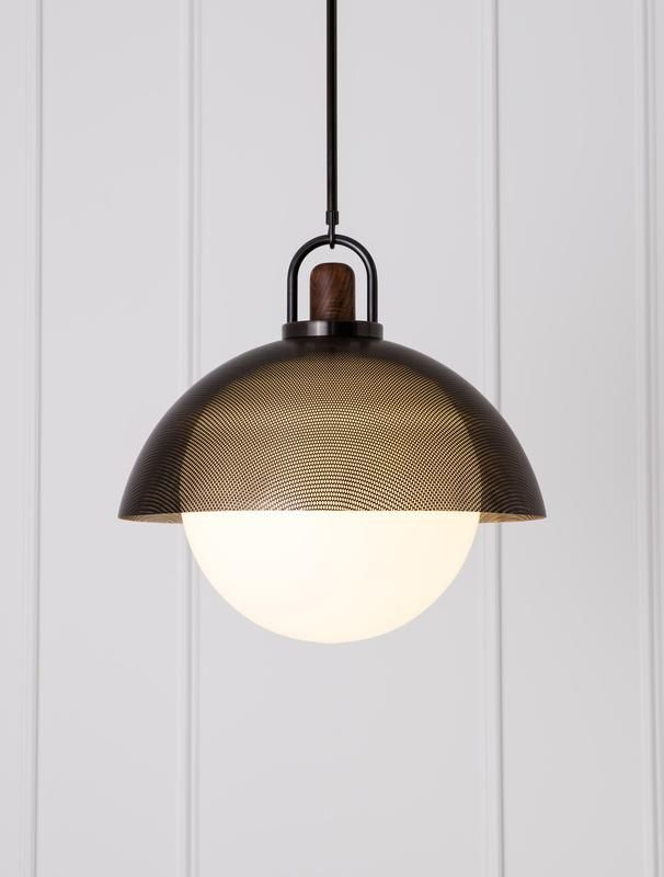 Perforated Arc Dome 20 Quot In 2019 Nicole Lighting