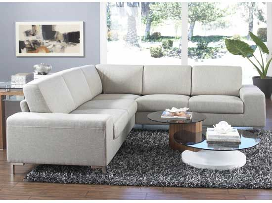 Oregon Sectional Khaki Another Dania Sectional Interieur