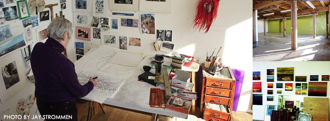 Artist Studios For Rent In Chicago Artist Studio Chicago Artists Studio
