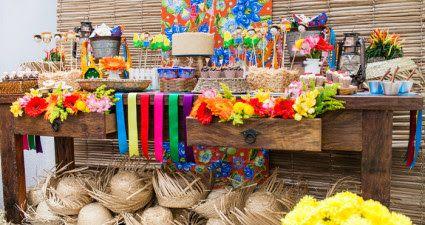 festa junina decoraçao - Pesquisa Google