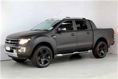 The Wrap God Facebook Com Thewrapgod 2016 Ford Ranger Matte Black Wrapped Ford Nz Com Imagens Carros Auto