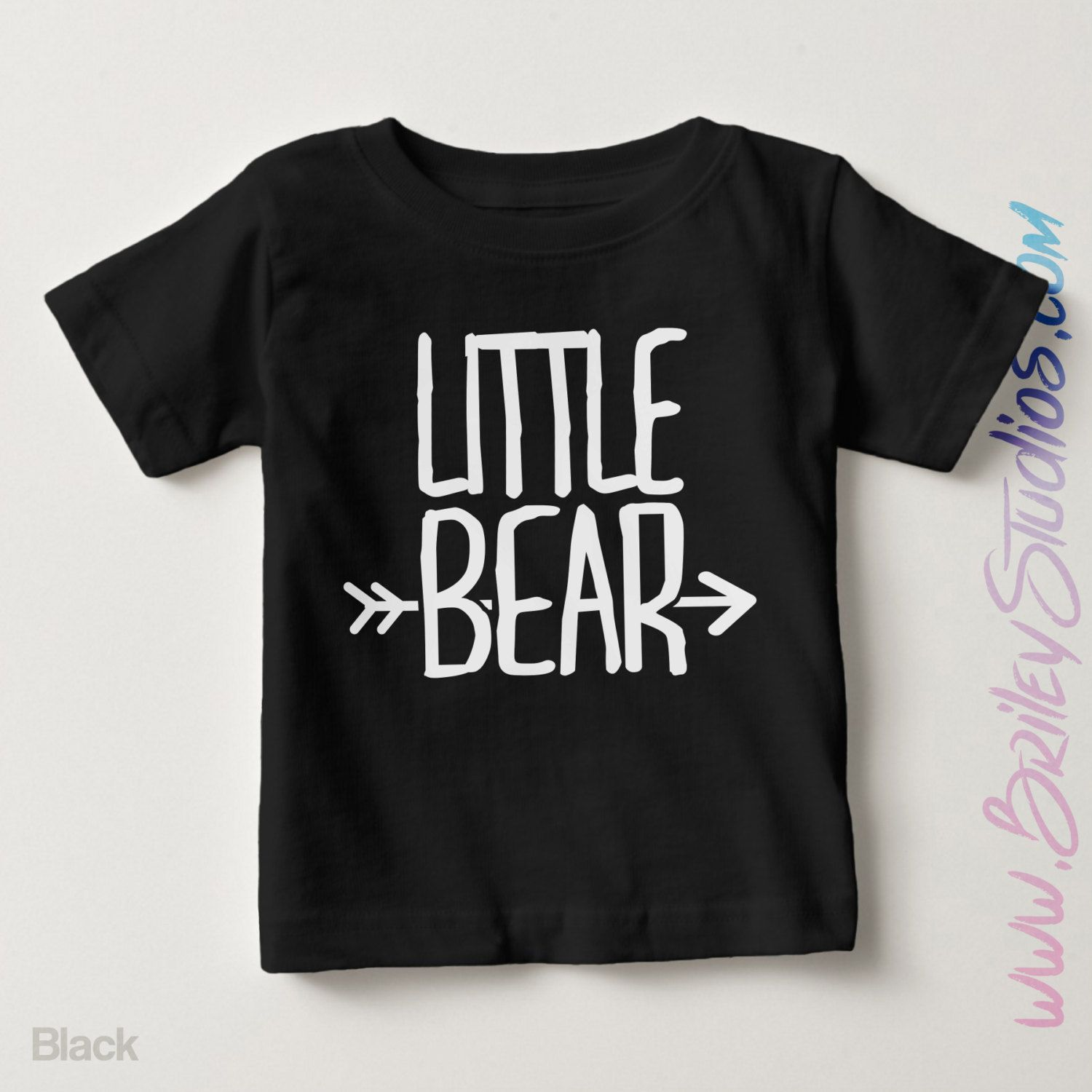 Little Bear Short Sleeve Toddler T-Shirt, Hipster Modern Kids Clothing, Personalized, Birthday Outfit, Little Explorer, Adventurer, 1st by BrileyStudios on Etsy
