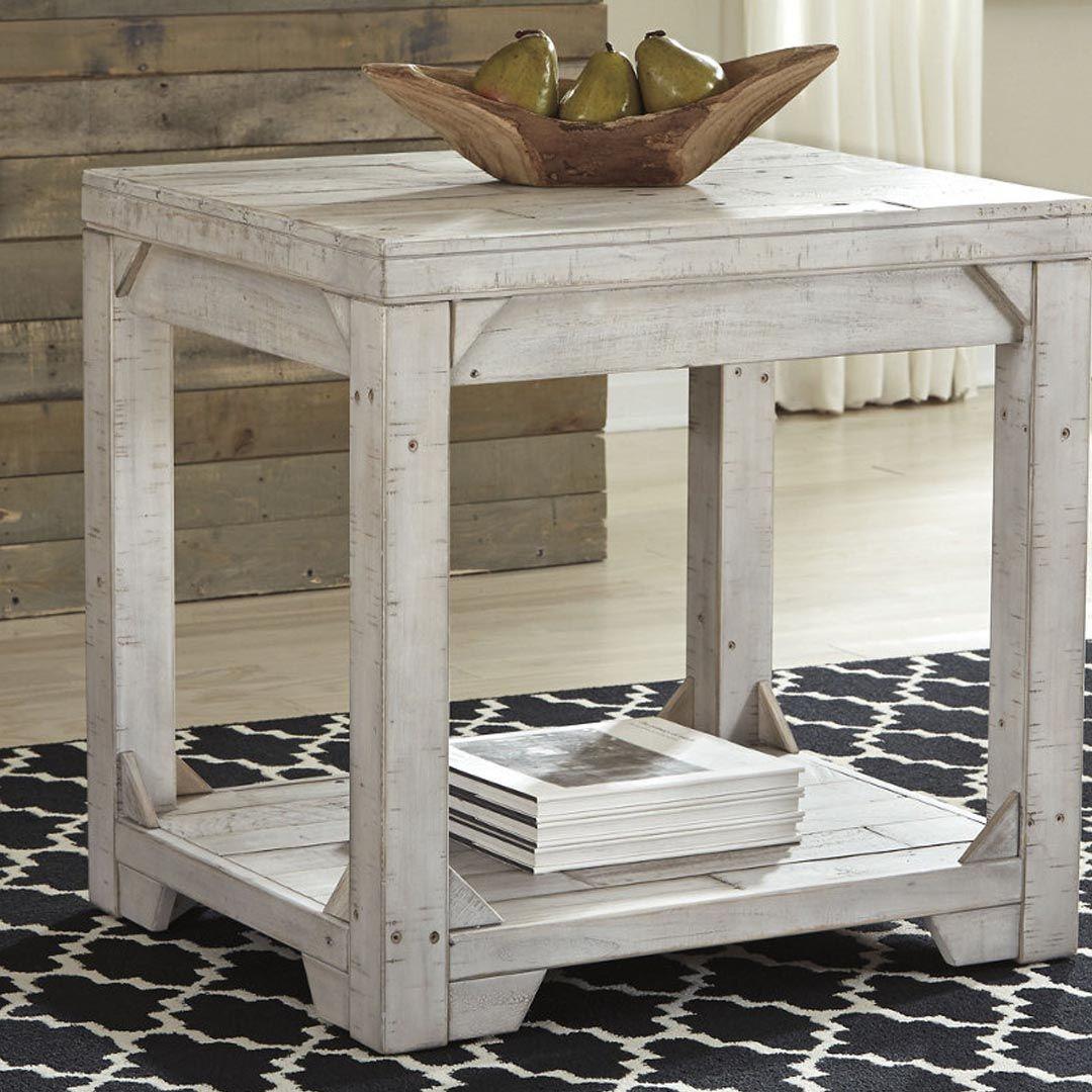 Ashley Furniture Fregine End Table 129.99 Farmhouse end