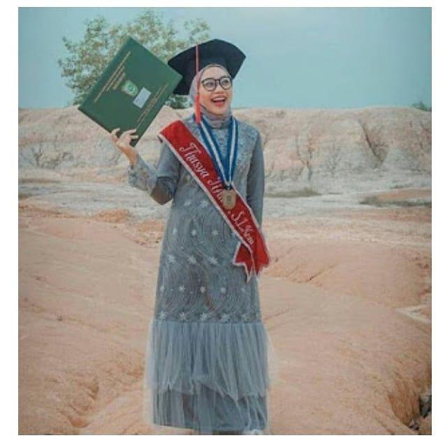 Photo of For graduation 😍❣️ #inspirasimodelbaju #dress #dresspesta #dresswedding #…