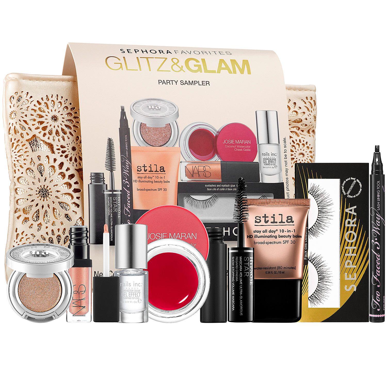 New at Sephora Sephora Favorites Glitz & Glam― a dayto