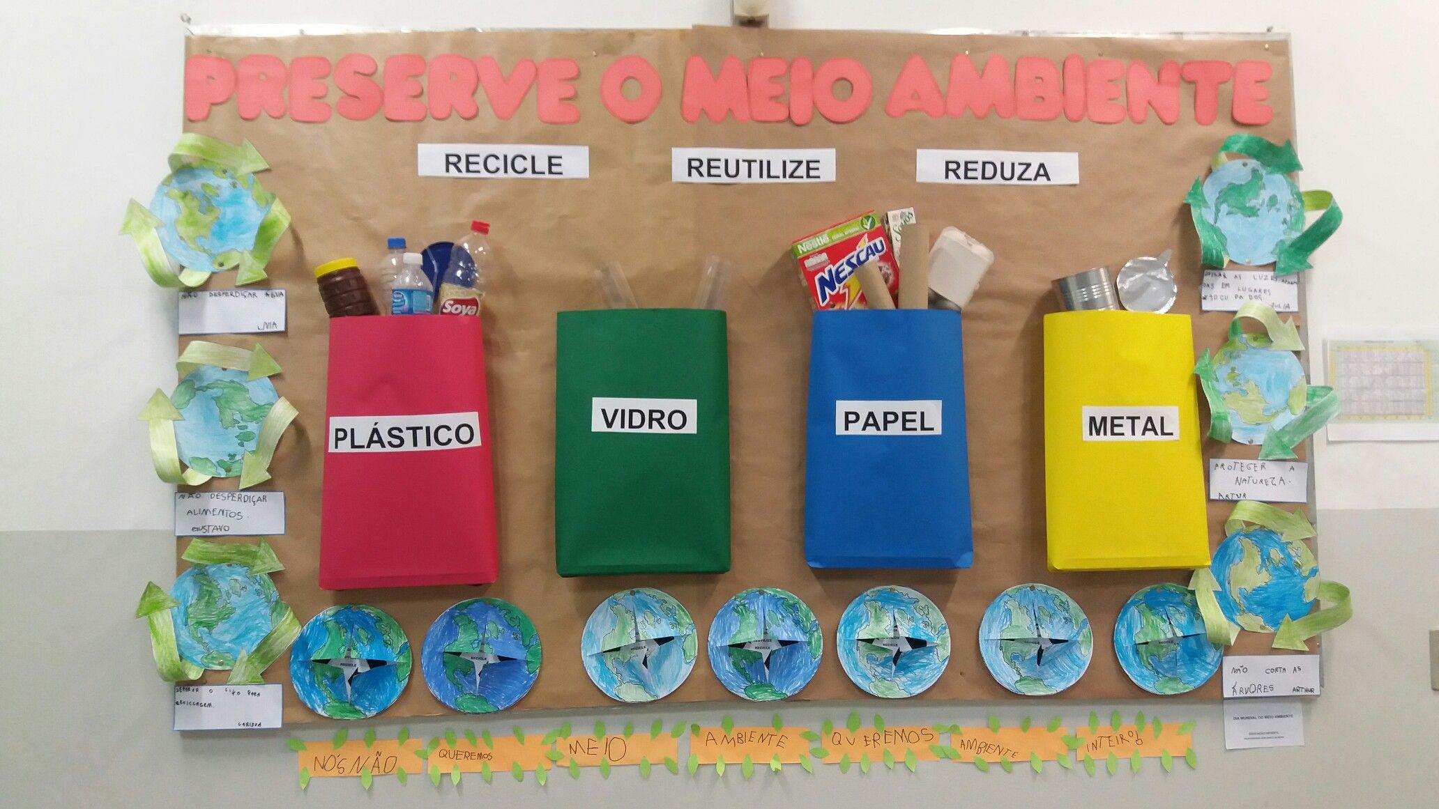 Dia 05 De Junho Dia Mundial Do Meio Ambiente Atividades Meio