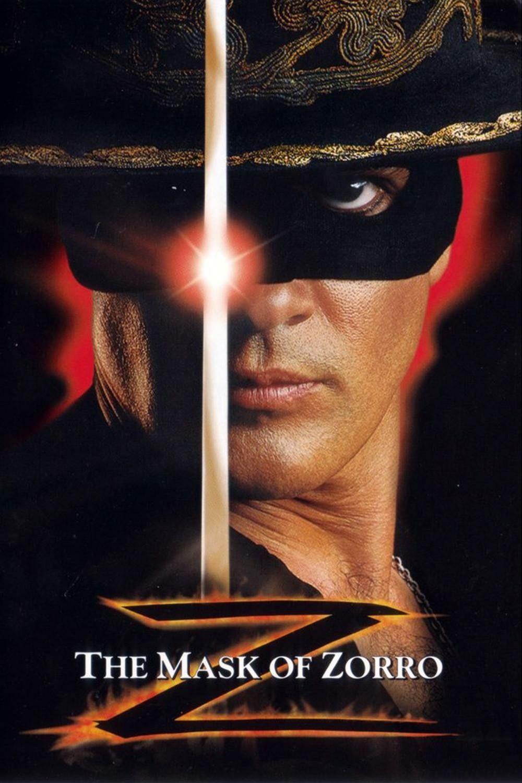 Antonio Banderas Com Imagens Zorro Filme Posteres De Filmes