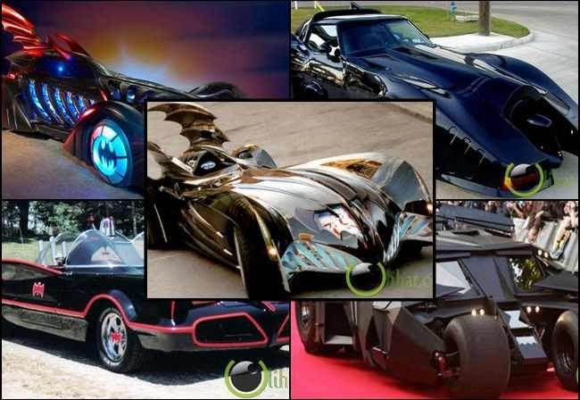 5 Mobil Batman Yang Melegenda Dari Masa Ke Masa Batman Sports Car Car