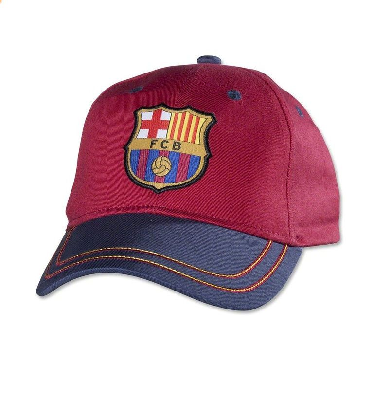 83bc8d44209 FC BARCELONA SOCCER HAT CAP FCB OFFICIAL ADJUSTABLE licensed product   RHINOX  BARCELONAFC