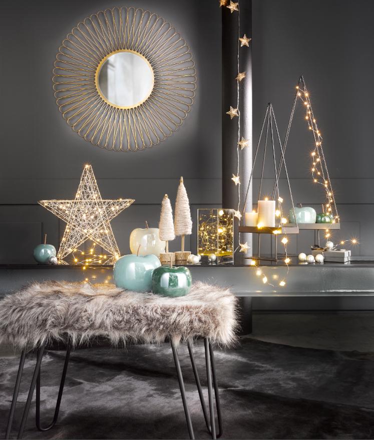 Dieses Weihnachten ist Gold und Holz sowie Felle super gefragt. Es ...