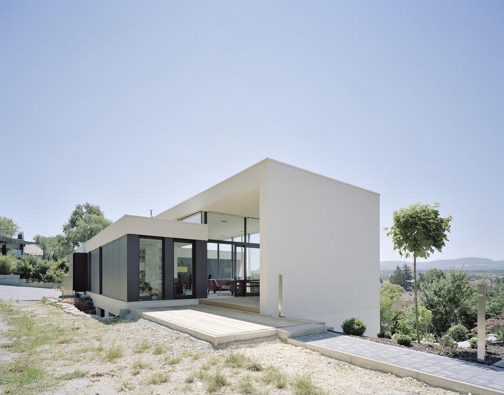 house near goeppingen by schiller architektur architecture 01 pinterest einfamilienhaus. Black Bedroom Furniture Sets. Home Design Ideas