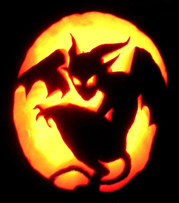 Scary-Halloween_Pumpkin_Carving | Holidays: Halloween: Pumpkin ...
