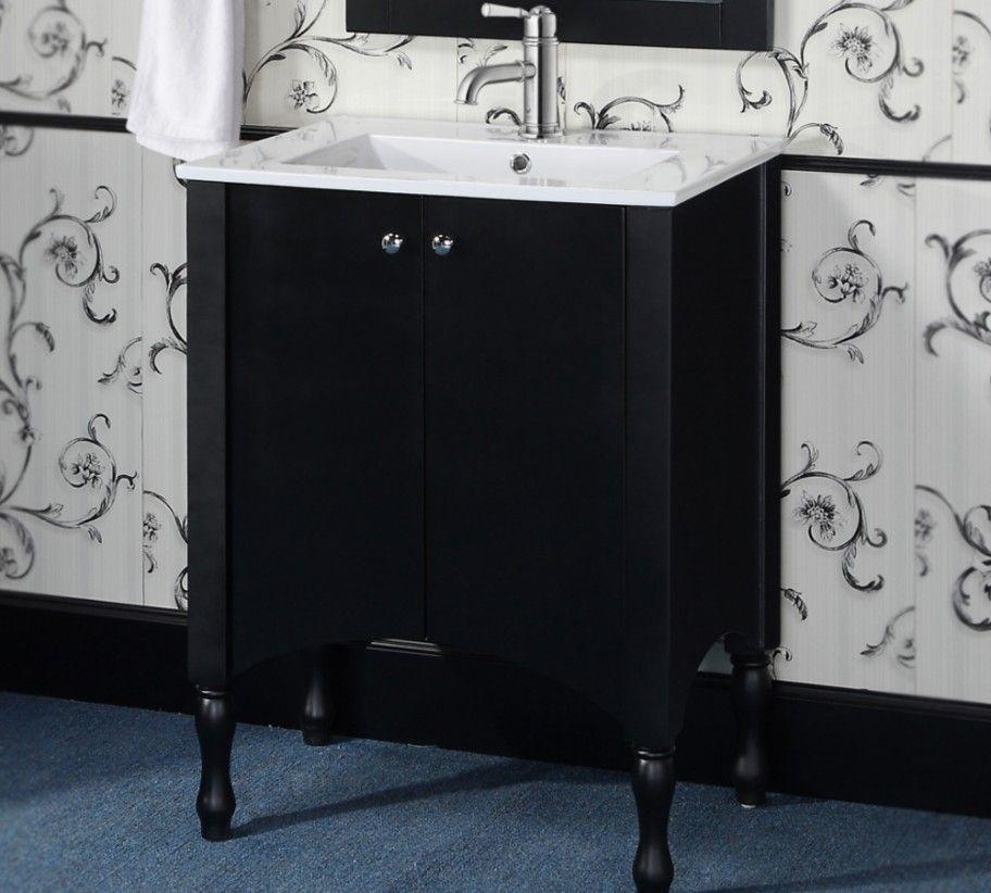 IN Series 24 inch Transitional Single Bathroom Vanity ...