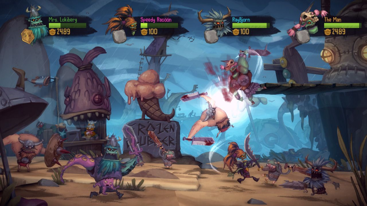 The vikings are coming to Xbox One...the Zombie Vikings that is!…