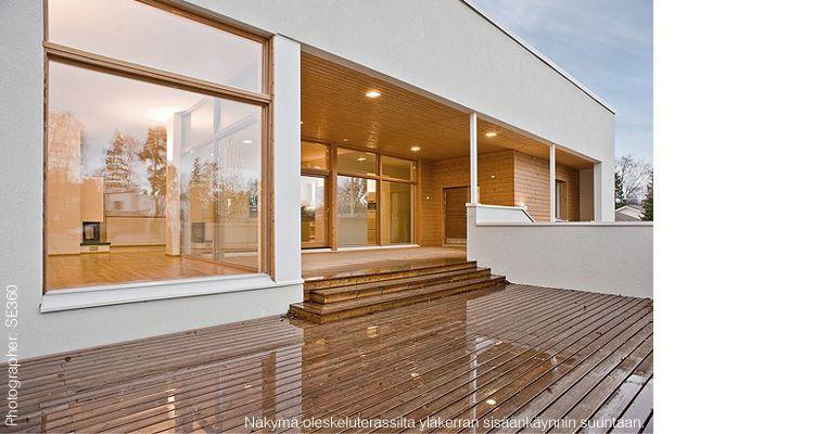 Kivitalo | Arkkitehtitoimisto POOK