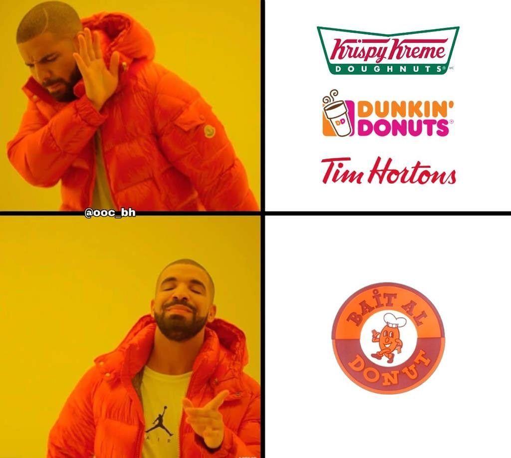 Bahraini Proud They Got Nothing On Us شنو أفضل دونت بالنسبة لكم البحرين المنامة دونت اكل الس Instagram Food Tim Hortons Dunkin Donuts