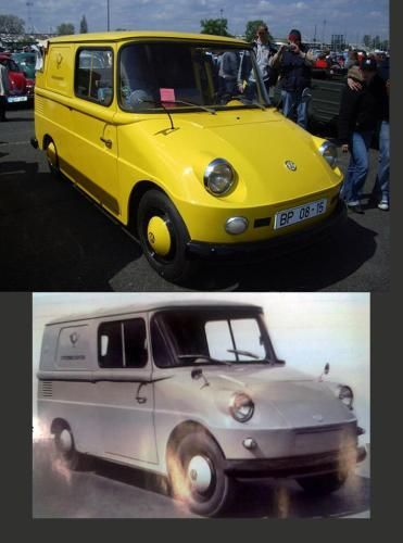 OG | Volkswagen / VW Fridolin | Prototype