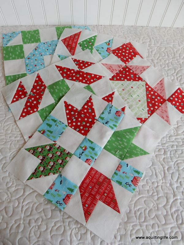 Quilting Life May Block of the Month | Quilts | Pinterest