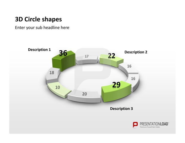 3d circle shapes are helpful to give an overview why not working presentation templates 3d circle shapes are helpful to give an overview why not working with our powerpoint toneelgroepblik Gallery