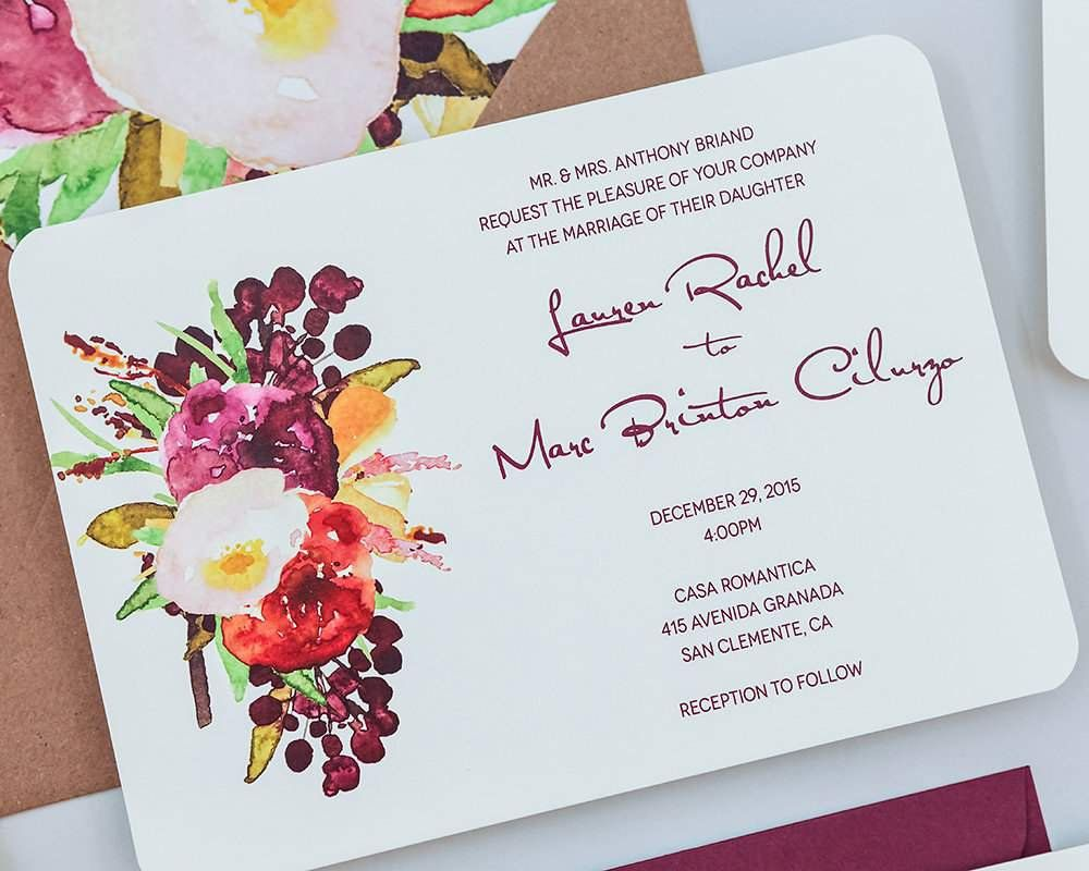 wedding invitation : Free wedding invitation templates - Invitations ...