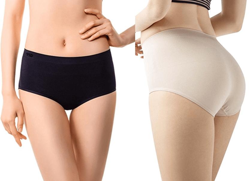 5412ed839a025 MD Womens Shapewear Compression Underwear Briefs Panty Rear And Bottom Body  Shaper