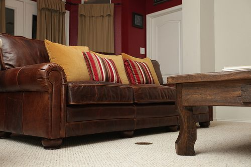 Lancaster Leather Sofa Restoration Hardware