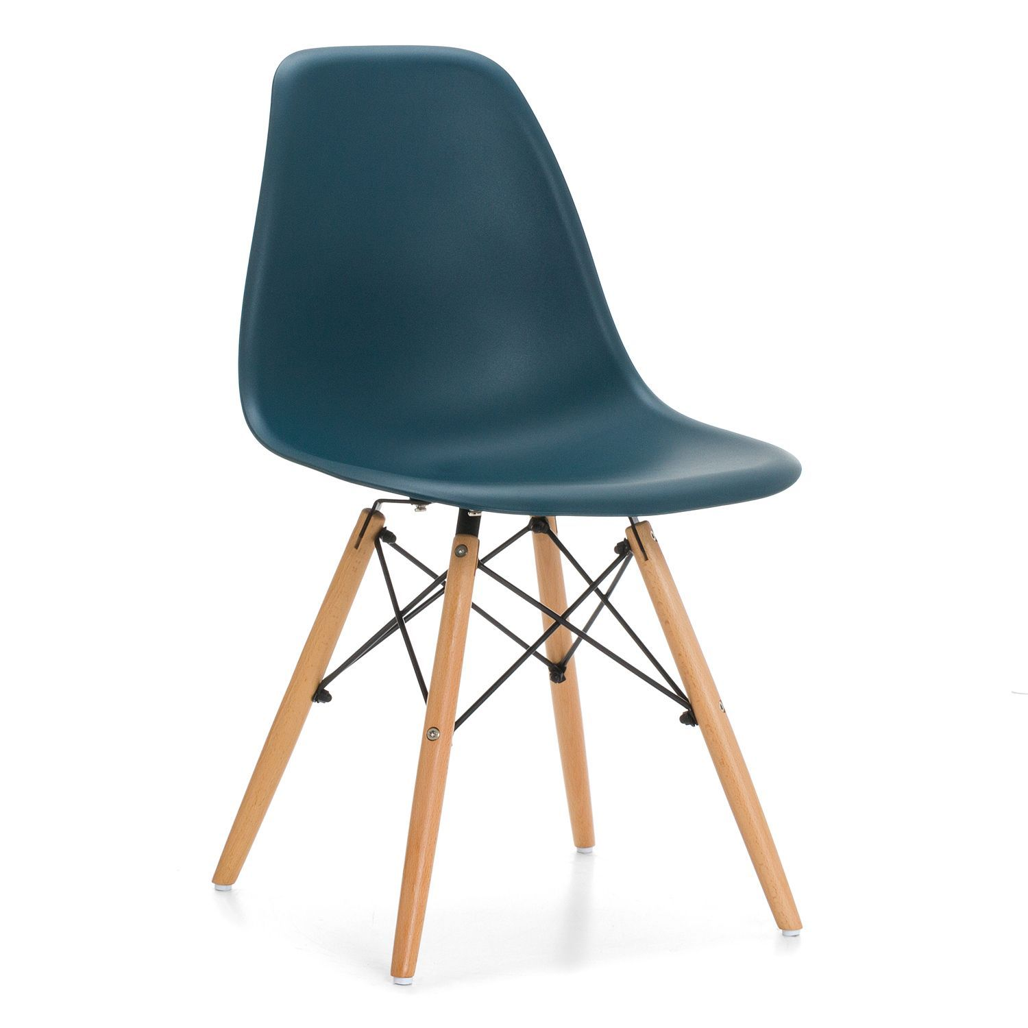 Chaise Design Eames Eames Dining Chair Dsw Simple And Functional Design Shared Boys