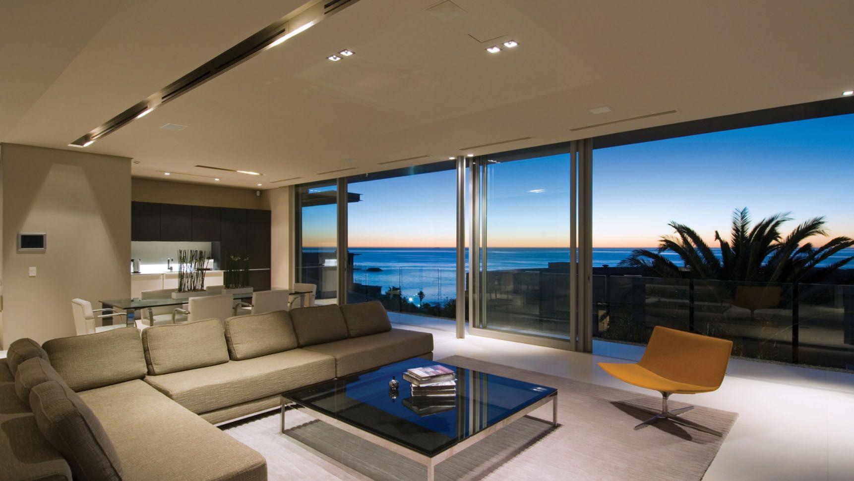 Minimalist Living Area Interior Design