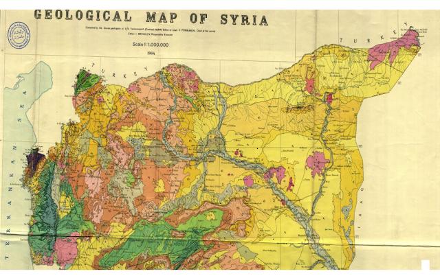 الجغرافيا دراسات و أبحاث جغرافية التحليل البنيوي الجيومورفولوجي لنهوض البشري والمنا Map Vintage World Maps Geography