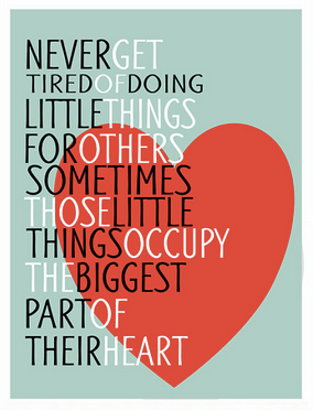 #thelittlethings #happy #love #kind #kindness #thehawnfoundation