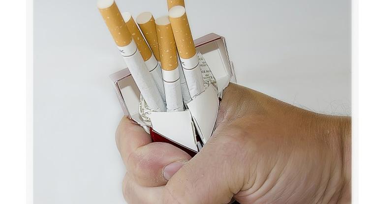 Smettere di fumare aumenta la forza