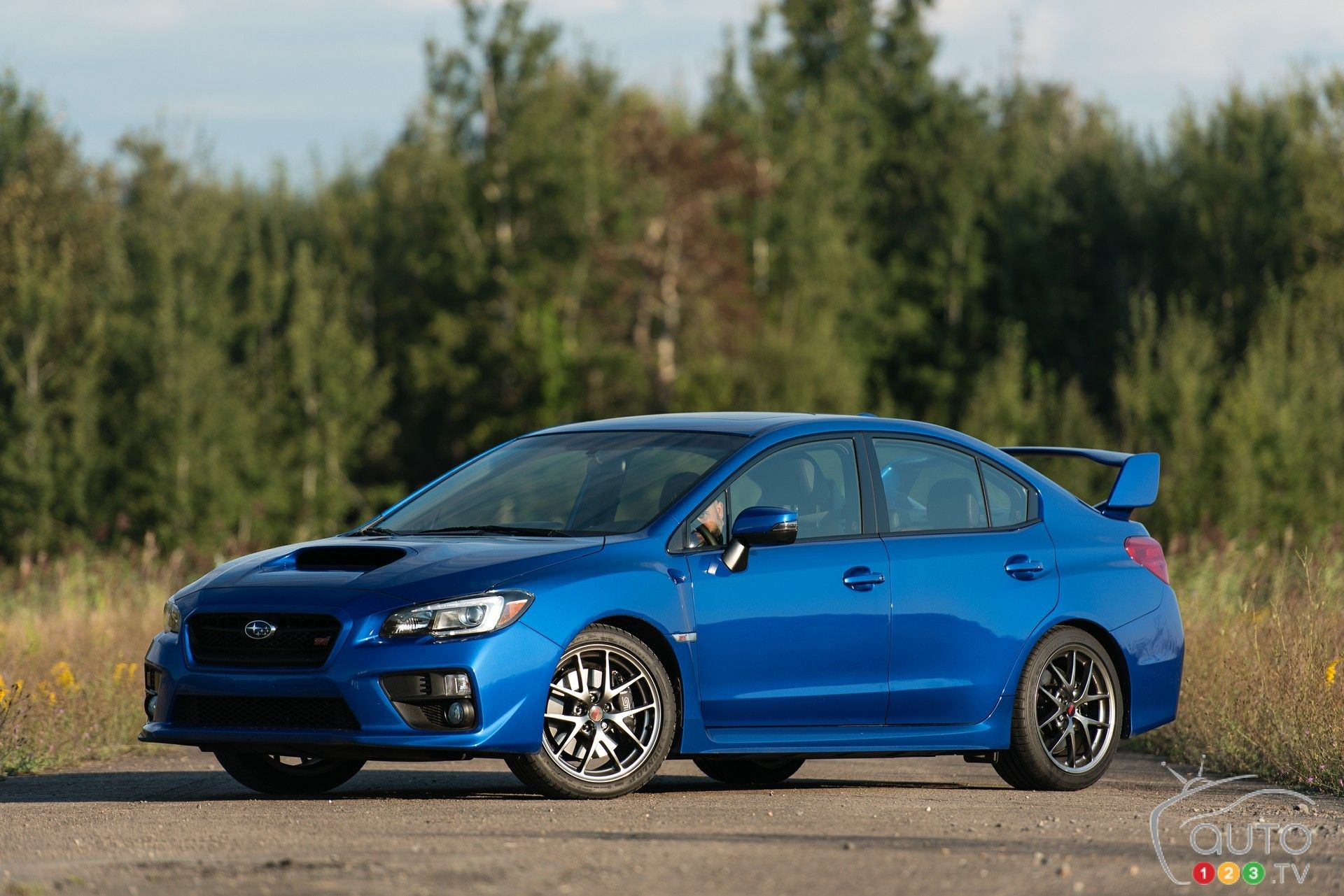 2016 subaru wrx sti pictures the 2016 wrx sti the latest in a long line of legendary road cars with serious race credentials