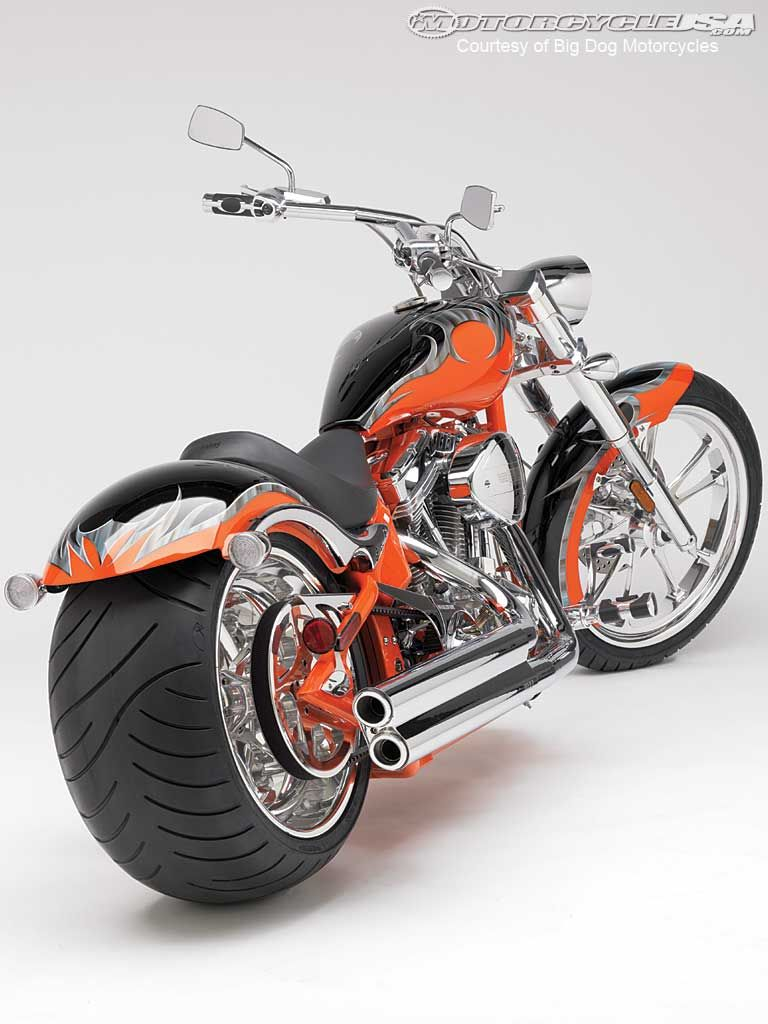2007 Big Dog Motorcycle Model Line Up Is Here On Motorcycleusacom