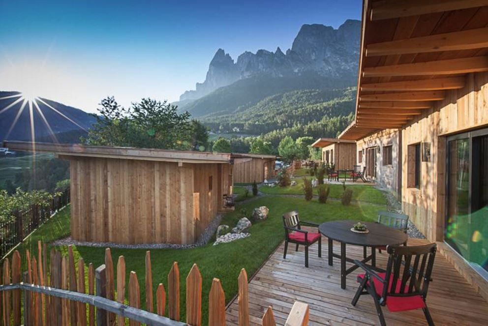 Photo of Camping, lodges & apartments Alpe di Siusi in South Tyrol