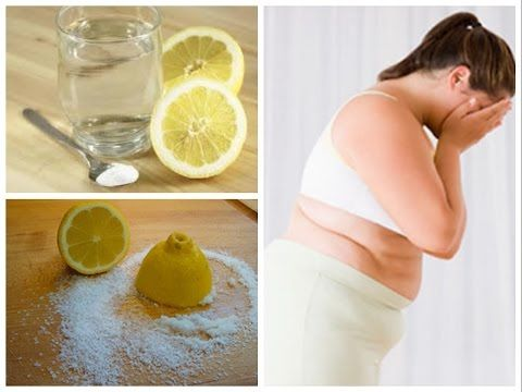 Como Usar Limao E Bicarbonato De Sodio Para Desinchar Perder Peso