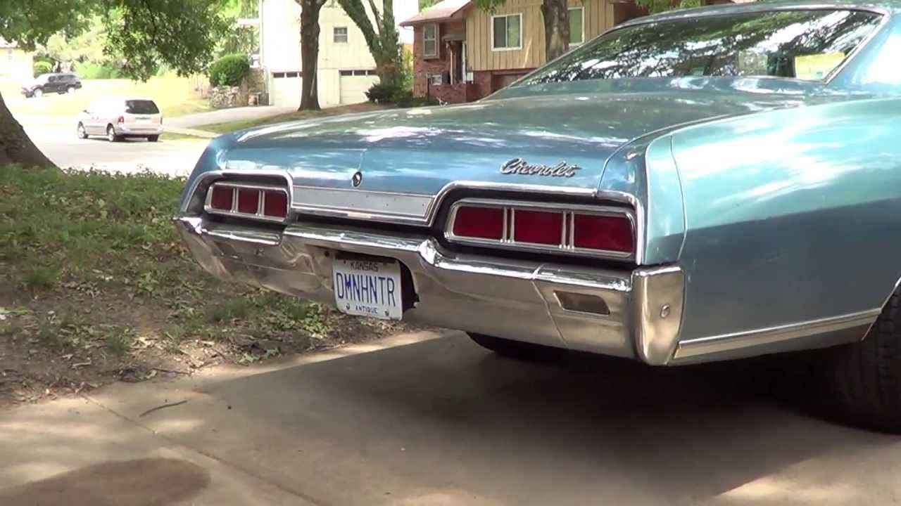 Here Is A Video Showing You The Difference Between A 1967 Chevy