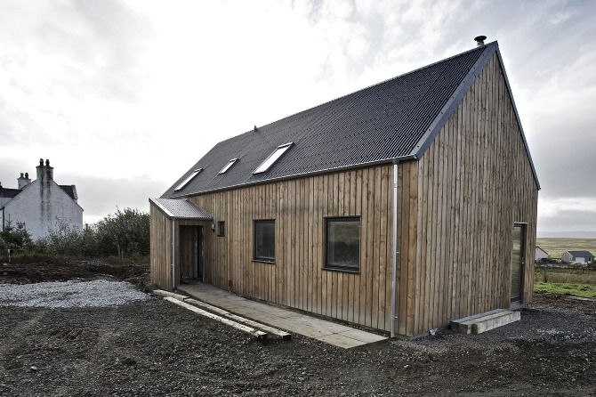R.HOUSE Timber Frame Homes from Skye :: Gallery | ARCH | Pinterest | House,  Galleries and Architecture