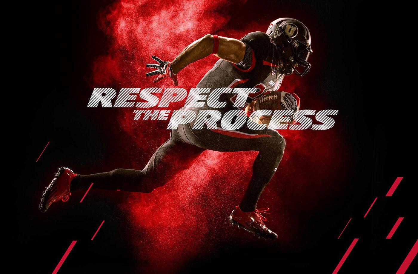 University of Utah Football | Hall of Fame Photography on Behance