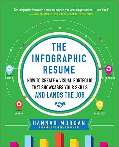 The Infographic Resume How to Create a Visual Portfolio that - Expert Tips On Resume Principles