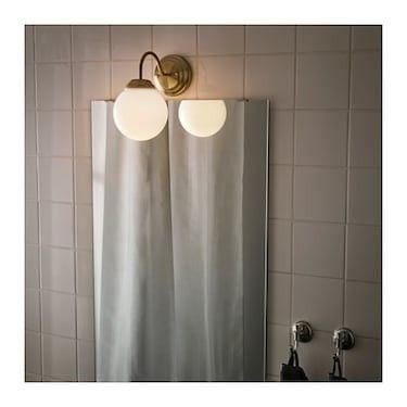 Pingl par elo gqt sur sdb ikea luminaire salle de bain - Luminaire pour salle de bain ikea ...