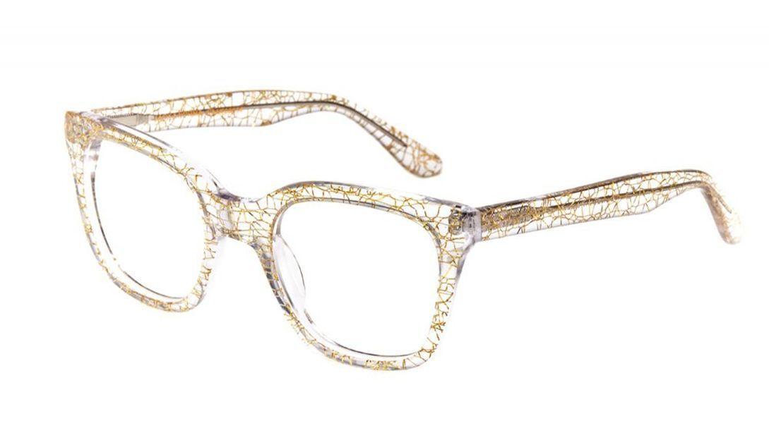 e09aa6a653 Medium Fashion Eyeglasses Frames - Jack   Norma in Champagne ...