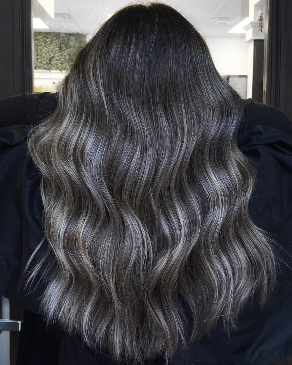 21 Stunning Examples of Balayage Dark Hair Color Gallery