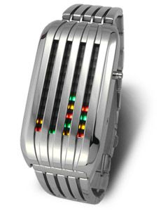 Abacus Barcode Style Watch I Want One Fashion Watches
