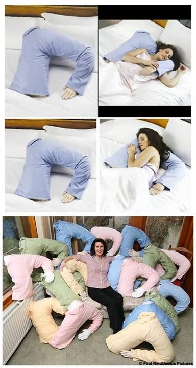 Pillows, Boyfriend pillow