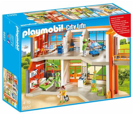 Tienda Especializada En Lego Y Playmobil Situada En Valladolid Pide Presupuesto Sin Compromiso Tienda Online Childrens Hospital Playmobil Playmobil Toys