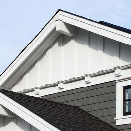 Gable End detail option | Roof gables | Pinterest | Roof shapes ...